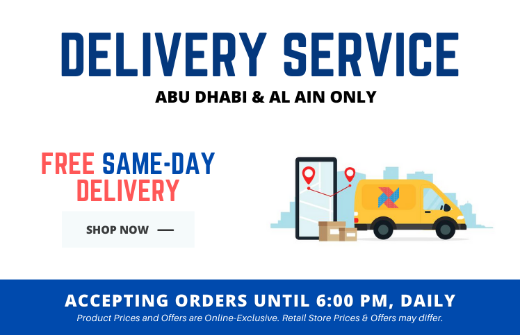 Delivery Service Abu Dhabi